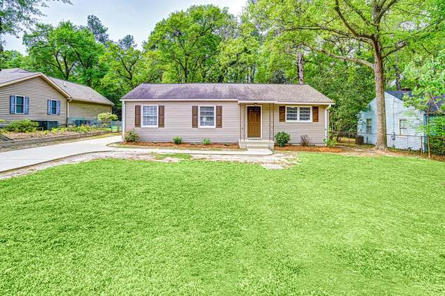 1965 Bunting Drive, North Augusta, SC 29841 (MLS #453825) :: The Starnes Group LLC