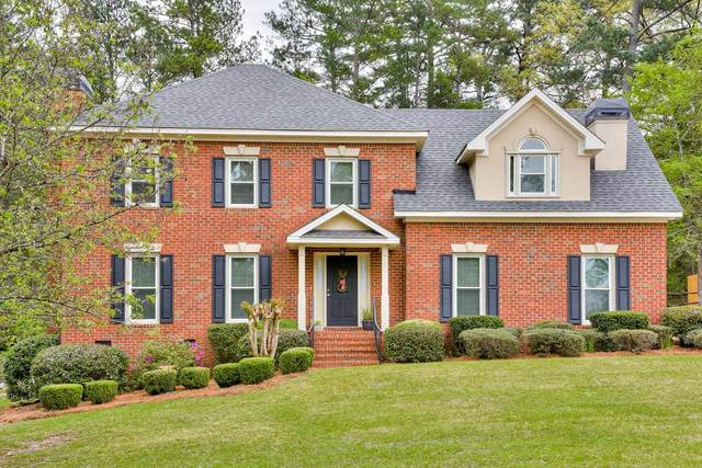 4815 Rocky Shoals Circle, Evans, GA 30809 (MLS #453826) :: REMAX Reinvented | Natalie Poteete Team