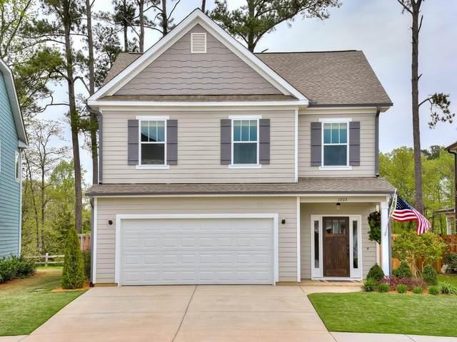 1003 Glenhaven Drive, Evans, GA 30809 (MLS #453831) :: Southeastern Residential