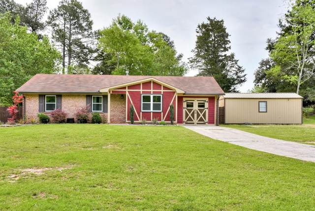4552 Oakley Pirkle Road, Martinez, GA 30907 (MLS #453832) :: REMAX Reinvented | Natalie Poteete Team