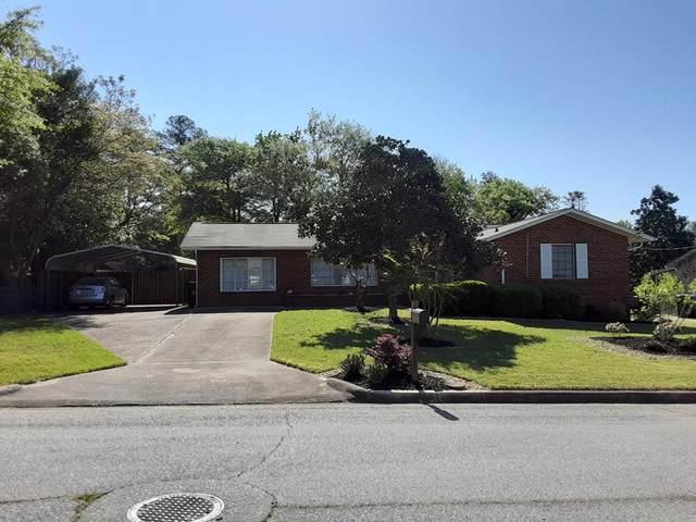 3404 Forest Estate Drive, Augusta, GA 30909 (MLS #453840) :: REMAX Reinvented | Natalie Poteete Team