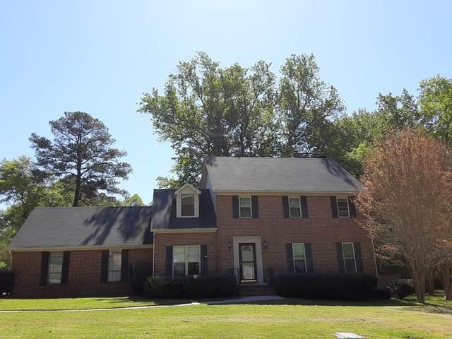 176 Stone Mill Drive, Martinez, GA 30907 (MLS #453842) :: Southeastern Residential