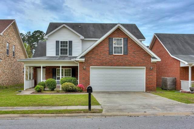 7651 Pleasantville  Way, Grovetown, GA 30813 (MLS #453843) :: REMAX Reinvented | Natalie Poteete Team