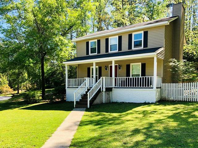 439 Bristol Road, Martinez, GA 30907 (MLS #453847) :: Shannon Rollings Real Estate