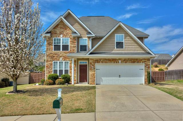 4827 High Meadows Drive, Grovetown, GA 30813 (MLS #453848) :: Melton Realty Partners