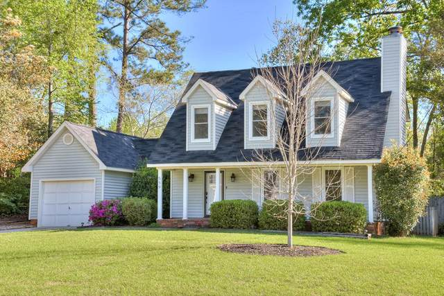 559 Forest Crossing, Martinez, GA 30907 (MLS #453850) :: REMAX Reinvented | Natalie Poteete Team