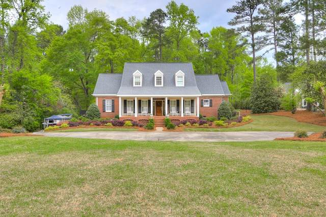 842 Old Stevens Creek Road, Martinez, GA 30907 (MLS #453870) :: Shannon Rollings Real Estate