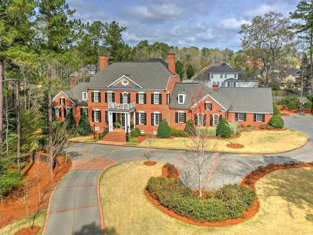 15 Winged Foot Drive, Martinez, GA 30907 (MLS #453885) :: Shannon Rollings Real Estate