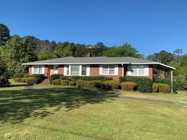 339 Noble Street, Thomson, GA 30824 (MLS #453887) :: Shannon Rollings Real Estate