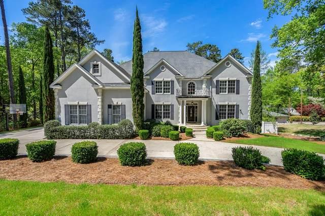 803 Aumond Place W, Augusta, GA 30909 (MLS #453908) :: REMAX Reinvented | Natalie Poteete Team