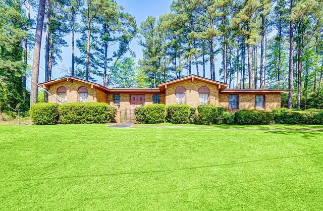 3601 St Croix Court, Augusta, GA 30909 (MLS #453915) :: REMAX Reinvented | Natalie Poteete Team