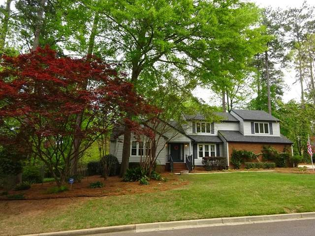 3746 S Roscommon S, Martinez, GA 30907 (MLS #453930) :: Shannon Rollings Real Estate