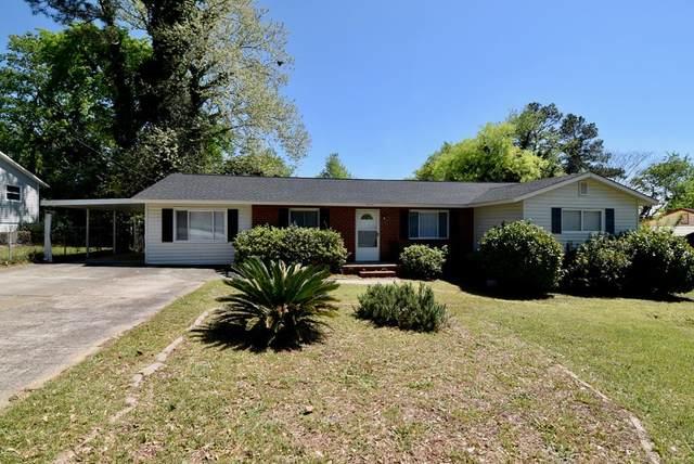 3514 Redd Drive, Augusta, GA 30906 (MLS #453936) :: REMAX Reinvented | Natalie Poteete Team