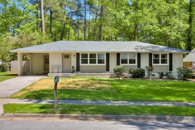 130 Avondale Drive, Augusta, GA 30907 (MLS #453940) :: REMAX Reinvented | Natalie Poteete Team
