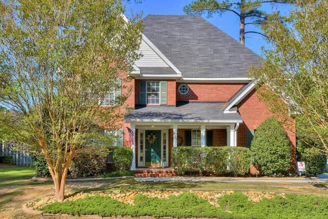 410 Keeling Lane, Evans, GA 30809 (MLS #453955) :: REMAX Reinvented | Natalie Poteete Team