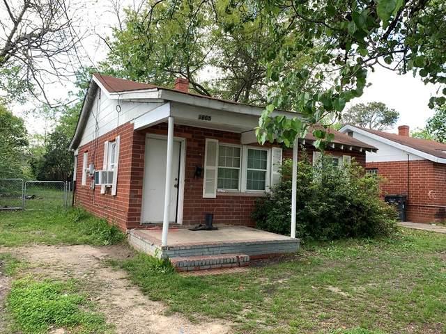 1665 Douglas Street, Augusta, GA 30901 (MLS #453967) :: Southeastern Residential