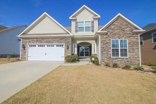 816 Glencoe Way, Evans, GA 30809 (MLS #453987) :: Better Homes and Gardens Real Estate Executive Partners