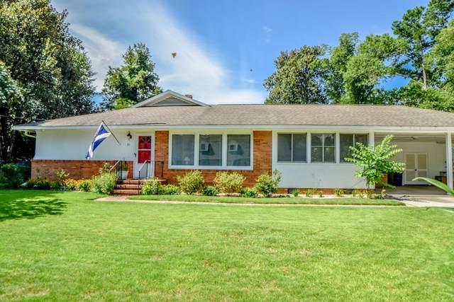 311 SW Walker Avenue, Aiken, SC 29801 (MLS #453991) :: Shannon Rollings Real Estate