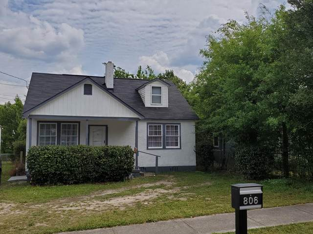 806 Metcalf Street, Augusta, GA 30904 (MLS #454005) :: Southeastern Residential