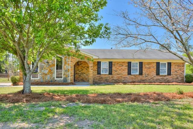 2644 Carrington Drive, Hephzibah, GA 30815 (MLS #454016) :: Southeastern Residential