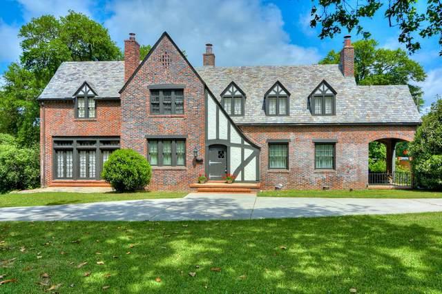 2715 Walton Way, Augusta, GA 30909 (MLS #454076) :: Shannon Rollings Real Estate