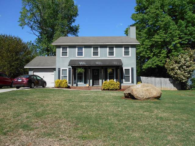 555 Forest Crossing, Martinez, GA 30907 (MLS #454094) :: Southeastern Residential