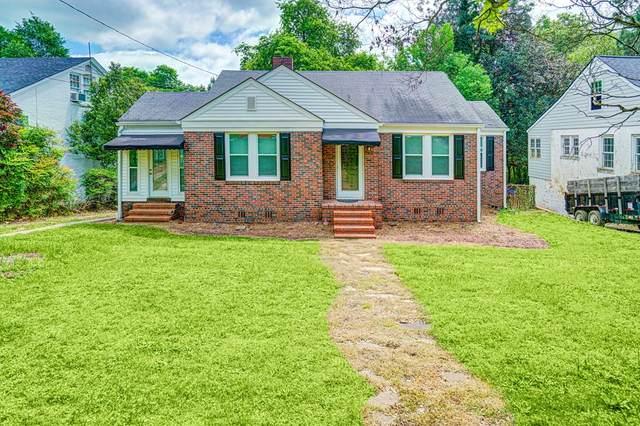 722 Hickman Road, Augusta, GA 30904 (MLS #454097) :: Southeastern Residential