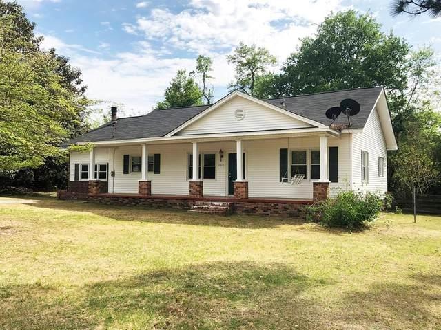 3515 Westmont Drive, Aiken, SC 29801 (MLS #454101) :: Southeastern Residential