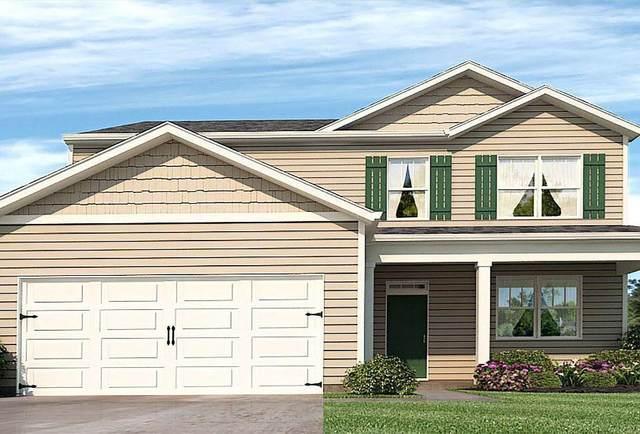 2314 Peach Blossom Pass, Hephzibah, GA 30815 (MLS #454186) :: Better Homes and Gardens Real Estate Executive Partners