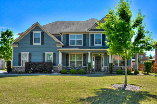 1031 Bristol Trail, Evans, GA 30809 (MLS #454200) :: Shannon Rollings Real Estate