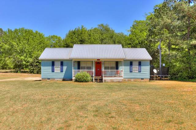 1306 Shaws Fork Road, Aiken, SC 29805 (MLS #454209) :: Better Homes and Gardens Real Estate Executive Partners