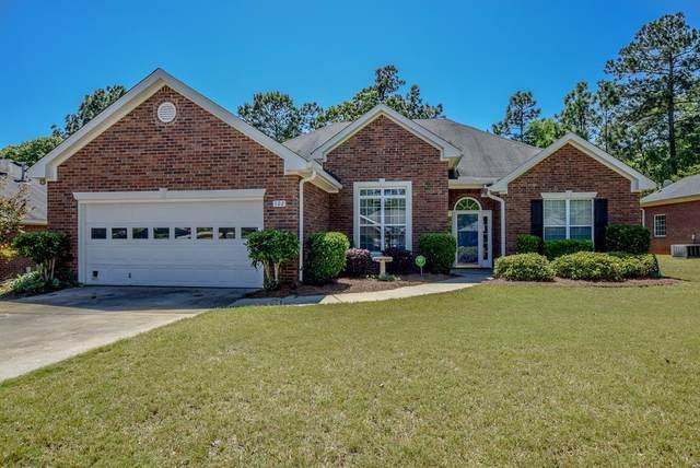 122 SE Bainbridge Drive, Aiken, SC 29803 (MLS #454228) :: Better Homes and Gardens Real Estate Executive Partners