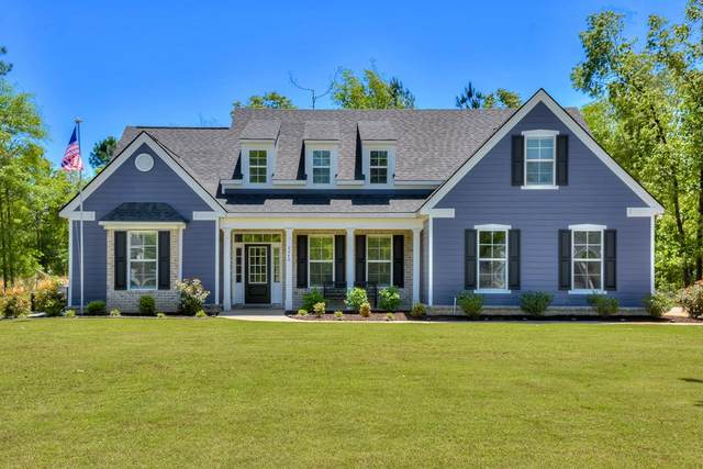 3440 Walker Creek, Hephzibah, GA 30815 (MLS #454234) :: REMAX Reinvented | Natalie Poteete Team