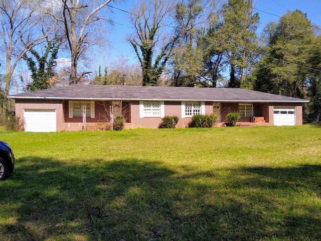 130 Wimberly Road, Waynesboro, GA 30830 (MLS #454235) :: Young & Partners