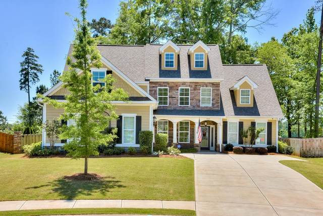 4315 Satolah Ridge, Evans, GA 30809 (MLS #454243) :: Better Homes and Gardens Real Estate Executive Partners