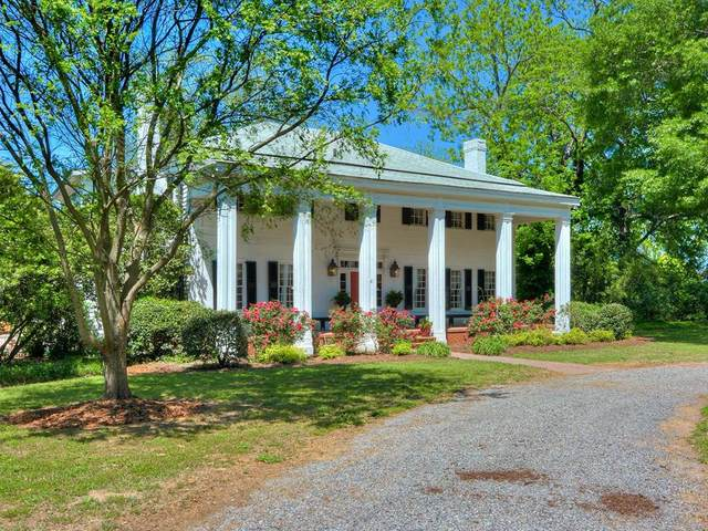 604 Boatwright Street, Ridge Spring, SC 29129 (MLS #454267) :: Better Homes and Gardens Real Estate Executive Partners