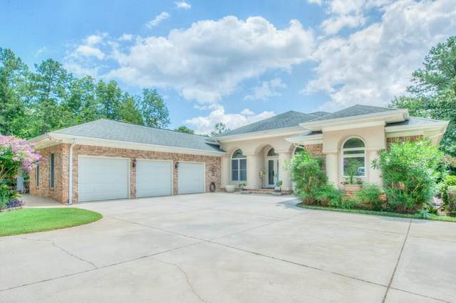 556 Laurel Lake Drive, North Augusta, SC 29860 (MLS #454289) :: Better Homes and Gardens Real Estate Executive Partners