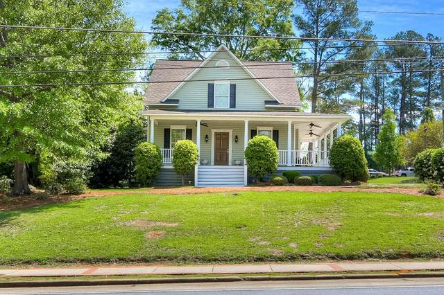 111 Humphrey Street, Lincolnton, GA 30817 (MLS #454290) :: Shannon Rollings Real Estate