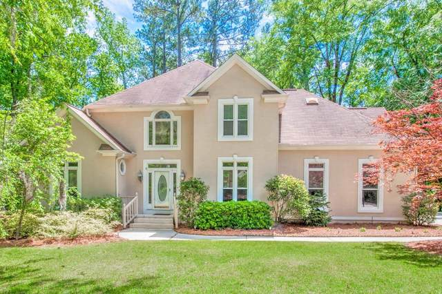 22 NW Brookview Court, North Augusta, SC 29841 (MLS #454325) :: Better Homes and Gardens Real Estate Executive Partners