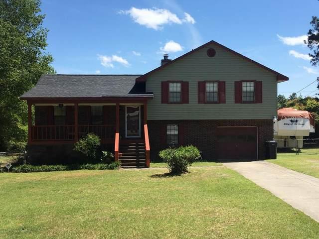 5202 Woodridge Drive, Hephzibah, GA 30815 (MLS #454331) :: REMAX Reinvented | Natalie Poteete Team