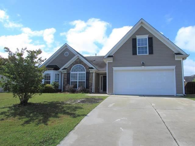 6028 Great Glen, Grovetown, GA 30813 (MLS #454351) :: Shannon Rollings Real Estate