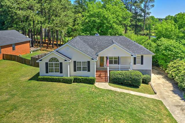 4637 Sheffield Drive, Evans, GA 30809 (MLS #454372) :: Better Homes and Gardens Real Estate Executive Partners
