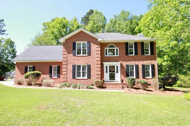 634 Whitewood Way, North Augusta, SC 29860 (MLS #454385) :: Shannon Rollings Real Estate