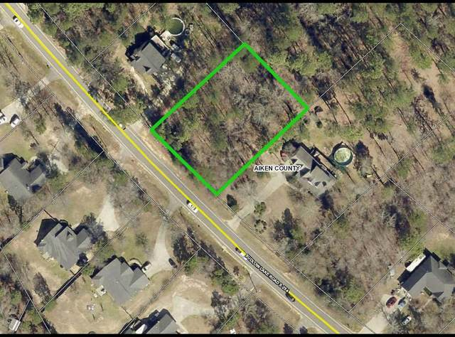 Lot 2 Sudlow Lake Road, North Augusta, SC 29841 (MLS #454419) :: Better Homes and Gardens Real Estate Executive Partners