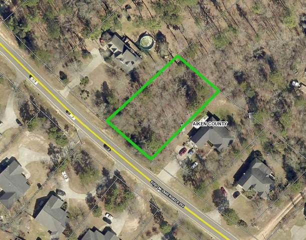 Lot 3 Sudlow Lake Road, North Augusta, SC 29841 (MLS #454420) :: Shannon Rollings Real Estate