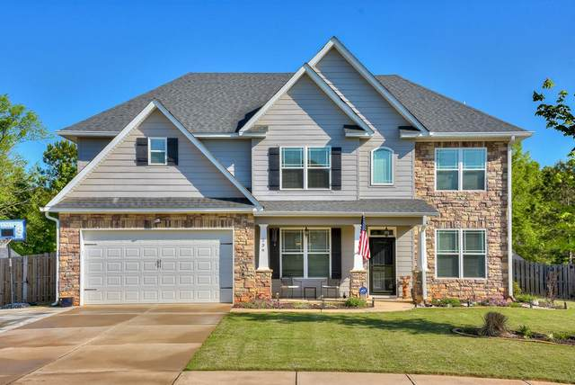 239 Seaton Avenue, Grovetown, GA 30813 (MLS #454423) :: Better Homes and Gardens Real Estate Executive Partners