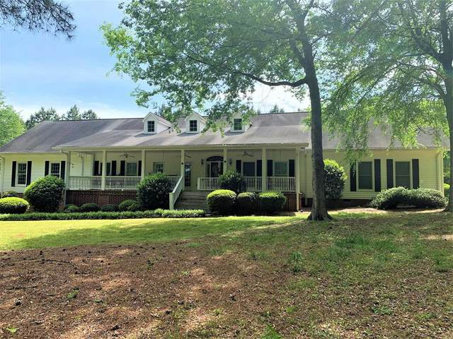2281 Red Haven Drive, Thomson, GA 30824 (MLS #454461) :: REMAX Reinvented | Natalie Poteete Team