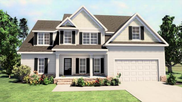 LOT 2437 Dove Lake Drive, North Augusta, SC 29841 (MLS #454462) :: Better Homes and Gardens Real Estate Executive Partners