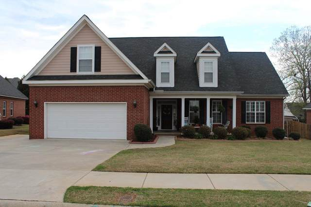 662 Cornerstone Place, Evans, GA 30809 (MLS #454463) :: Shannon Rollings Real Estate