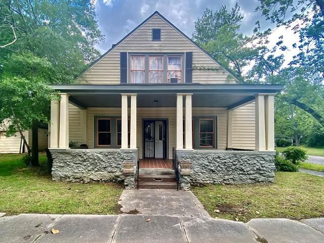 711 Academy Avenue, Waynesboro, GA 30830 (MLS #454474) :: RE/MAX River Realty